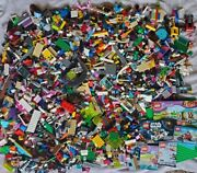 Lego Bulk Lot Over 10 Pounds Figures And Legos Star Wars And Friends + More