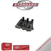 Ignition Coil Plug Standard For 2001 Ford Sable