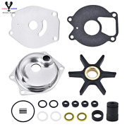For Mercury/mariner 9.9hp-25hp Water Pump Kit 99157a2 99157t2 85098a2 Outboard