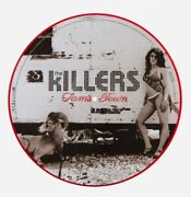 The Killers Sams Town Vinyl Picture Disc Special Edition Red Rim Brand New