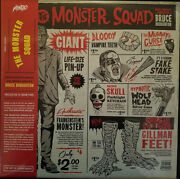 The Monster Squad Motion Picture Soundtrack Vinyl 2lp Colored Brand New Sealed