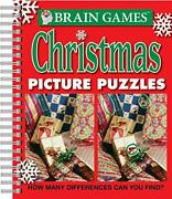 Brain Games - Christmas Picture Puzzles How Many By Publications International