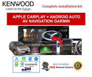 Kenwood Dnx5180s Stereo Upgrade To Suit Toyota Prius 2004-2008