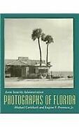 Farm Security Administration Photographs Of Florida By Michael L. Carlebach Vg