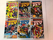 The Human Fly 1977 1-19 Vg+/fn+ Complete Run Set Marvel Real Life Character