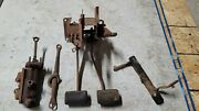 1966 1967 Dodge Coronet Plymouth Satellite Belvedere Stick Manual Clutch Pedals