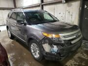 Driver Rear Side Door Electric Privacy Tint Glass Fits 11-19 Explorer 1049816