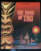 The Book Of Tiki By Sven A. Kirsten 2000, Hardcover New Excellent