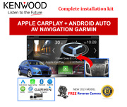 Kenwood Dnx5180s For Ford Focus 2012-2015 Lw - Stereo Upgrade