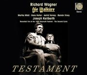 Bayreuth Festival Orchestra And - Wagner Die Walkure / Tannhauser- 2 Excerpts