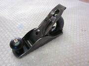 Vintage Antique Stanley No. 3 Type 2 1869-1872 Pre-lateral Woodworking Plane