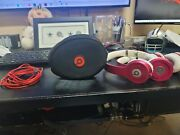 2 Twin Beats By Dr. Dre Solo Hd Headphones Pink
