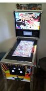 Arcade1up Pinball Machine Attack From Mars A Digital Experience That Is Beyond