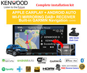 Kenwood Dnx9190dabs For Jeep Grand Cherokee 2009-2011 Wk - Stereo Upgrade