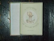 A Little Book Of Nature Sayings Hallmark Editions By Betsey Clark - Hardcover