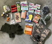 Military Camping Outdoors Survival Miscellaneous Essential Items Lot