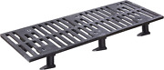 Us Stove 55g Heavy Duty Cast Iron Stove Grate For Wood Burning Barrel Stoves