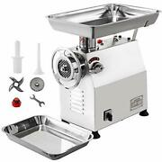 Commercial Meat Grinder 770lbs/h Electric Sausage Maker 2200w Stainless Steel