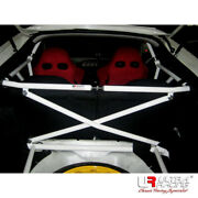 For Acura Rsx Dc5 2002-2006 2003 2005 Half Cage 10 Points Ultra Racing Bar