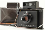 [top Mint] Polaroid Model 185 40th Anniversary W/ Tominon 114mm F4.5 From Japan