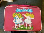 Cabbage Patch Lot 28 Pieces Preemies Accessories Clothes Suitcase Xavier Roberts