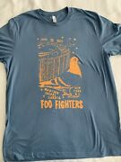 Foo Fighters Event T Shirt Xl Msg Nyc 6/20/2021 Dave Grohl Madison Square Garden