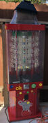 Ok Entertainment Large Musical And Lights Gumball Machine Circus Theme 25 Cents