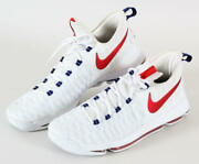 Kevin Durant Game Used Shoes 2016 Olympic Team Usa Coa. 1 Scorer Olympics