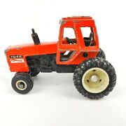 Ertl Allis-chalmers Die Cast 164 Tractors 7045 Complete Played With Condition