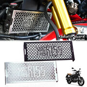 Radiator Oil Grill Guard Trim Cover Protect Fit Yamaha Xsr155 Xsr 155 2019-2020