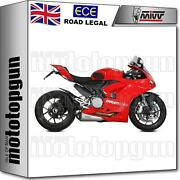Mivv Exhaust Hom Delta Race Stainless Steel Cc Ducati Panigale V2 2020 20