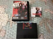 King Of Fighters 2001 Cib W/game, Manual, Case U.s. For The Neo-geo Aes