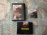 King Of Fighters '99 Cib W/game, Manual, Case U.s. For The Neo-geo Aes