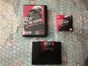 King Of Fighters 2002 Cib W/game, Manual, Case U.s. For The Neo-geo Aes