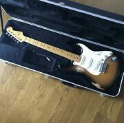 Fender Usa American Vintage Stratocaster With Hard Case Ships Safely From Japan