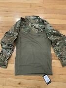 Arcteryx Ar Combat Shirt Multicam Large Made In U.s.a. Brand New W/ Tags