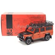 118 Scale Almost Real Land Rover Defender 110 Adventure 2015 Diecast Model Car