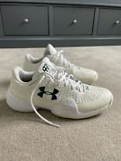 Andy Murray Player Issue Grass Court Under Armour Clutch Fit Tennis Shoes 11 Uk