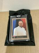 2021 G.a.s. Elon Musk Rookie Card In Hand Ships Today Rare And Sold Out
