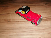 Vintage Mg Japan Tin Toy Car 'y' Friction 1970's Convertable With Rooftop