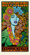 Grateful Mahalo Poster By Chuck Sperry- Signed In Hand Signed Out Of 365