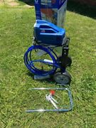 Graco Magnum 262805 X7 Cart Airless Paint Sprayer, Grey For Parts