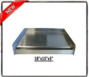Flat Top Griddle For Gas Grill Breakfast Maker Outdoor Camping Cooking Bbq Steel