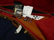 Gibson Flying V Antique Natural New Electric Guitar