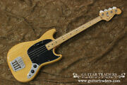 Fender 1979 Mustang Bass Used Electric Bass