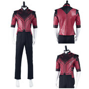 Anime Shang-chi And The Legend Of The Ten Rings-shang-chi Cosplay Costume Suit