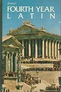 Jenneyand039s Fourth Year Latin English And Latin Edition By Charles Jenny And Rogers