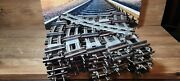 25 Pieces Of American Flyer S Guage 700 .884 9.5 Curved Track