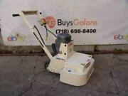 Edco 2ec-ng-1.5b Walk-behind 22and039and039 Dual Disc Electric Concrete Floor Grinder