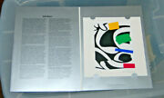 Vintage Wolf Bauer Hand Signed Lithograph Lufthansa Airline Art